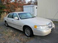 2000 Lincoln Town Car Cartier 4dr Sedan