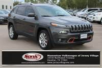 Used 2014 Jeep Cherokee Limited FWD SUV in Houston