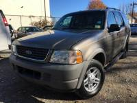2002 Ford Explorer 4dr XLS 4WD SUV