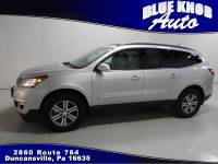 2017 Chevrolet Traverse LT w/2LT SUV in Duncansville | Serving Altoona, Ebensburg, Huntingdon, and Hollidaysburg PA