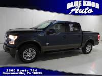 2017 Ford F-150 King Ranch Truck SuperCrew Cab in Duncansville | Serving Altoona, Ebensburg, Huntingdon, and Hollidaysburg PA