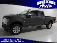 2017 Ford F-250 Platinum Truck in Duncansville | Serving Altoona, Ebensburg, Huntingdon, and Hollidaysburg PA