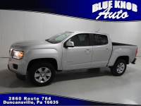 2017 GMC Canyon SLE Truck in Duncansville | Serving Altoona, Ebensburg, Huntingdon, and Hollidaysburg PA