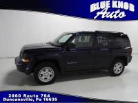 2017 Jeep Patriot Sport 4x4 SUV in Duncansville | Serving Altoona, Ebensburg, Huntingdon, and Hollidaysburg PA