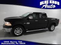 2017 Ram 1500 Longhorn Truck Crew Cab in Duncansville | Serving Altoona, Ebensburg, Huntingdon, and Hollidaysburg PA
