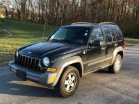 Pre-Owned 2005 Jeep Liberty 4dr Sport 4WD 4WD