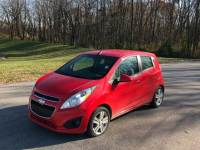 Pre-Owned 2013 Chevrolet Spark 5dr HB Man LS FWD 4dr Car