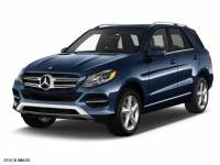 Used 2016 Mercedes-Benz GLE 350 4MATIC SUV All-wheel Drive in Cockeysville, MD
