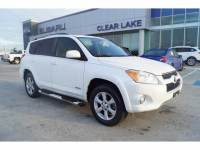 Used 2012 Toyota RAV4 Limited SUV in Houston
