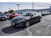 2015 Ford Fusion SE Sedan Front-wheel Drive