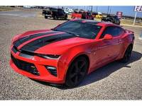 2017 Chevrolet Camaro 2SS Coupe Rear-wheel Drive