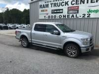 Used 2015 Ford F-150 Truck SuperCrew Cab - Bremen