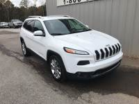 Used 2014 Jeep Cherokee Limited FWD SUV - Bremen