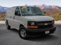 Pre-Owned 2017 Chevrolet Express Cargo Van RWD Full-size Cargo Van