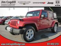 2014 Jeep Wrangler Unlimited Sahara 4x4 SUV in Knoxville
