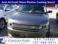 2016 Ford Flex SEL SUV V6 24V MPFI DOHC