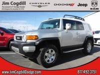 2008 Toyota FJ Cruiser Base SUV in Knoxville