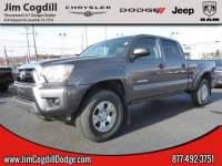 2014 Toyota Tacoma 4x4 Truck Double Cab in Knoxville