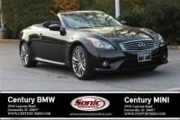 Used 2011 INFINITI G37 Convertible Base 2dr Convertible in Greenville, SC