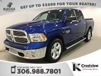 Pre-Owned 2014 Ram 1500 SLT Crew Cab EcoDiesel | Heated Seats and Steering Wheel | Remote Start 4WD Crew Cab Pickup