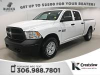 Pre-Owned 2017 Ram 1500 Tradesman Crew Cab | 6ft Box 4WD Crew Cab Pickup
