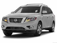 2013 Nissan Pathfinder UP SUV