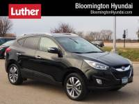 2015 Hyundai Tucson Limited SUV in Bloomington