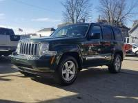 2011 Jeep Liberty 4x4 Limited 4dr SUV