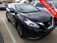 Certified 2016 Nissan Murano S SUV For Sale in Frisco TX