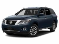 2016 Nissan Pathfinder SL 2WD SUV