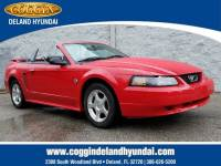 Pre-Owned 2004 Ford Mustang Convertible in Jacksonville FL