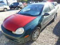 2000 Dodge Neon ES