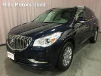 Certified Pre-Owned 2015 Buick Enclave AWD 4dr Leather