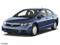 Pre-Owned 2009 Honda Civic FWD Hybrid 4dr Sedan w/Navi