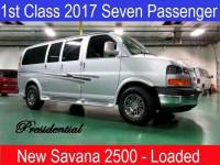 2017 GMC Savana Passenger CONVERSION VAN