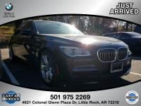 Certified 2014 BMW 750Li Sedan 750LI in Little Rock/North Little Rock AR