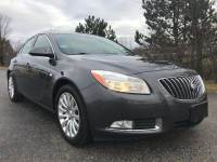2011 Buick Regal CXL 4dr Sedan w/RL4