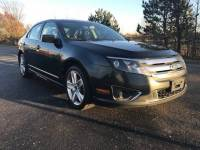 2010 Ford Fusion AWD Sport 4dr Sedan