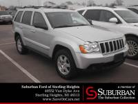 2010 Jeep Grand Cherokee Laredo SUV V6