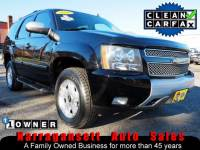 2008 Chevrolet Tahoe Z-71 4X4 Black on Black Leather Nav Moonroof 1-Own