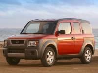 2004 Honda Element AWD EX 4dr SUV w/Side Airbags