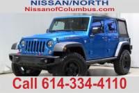 2016 Jeep Wrangler Unlimited Unlimited Rubicon SUV