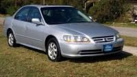 2002 Honda Accord EX 4dr Sedan w/Leather
