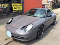 2002 Porsche 911 Carrera 2dr Coupe