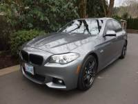 2015 BMW 5 Series 550i 4dr Sedan