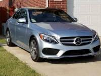 2015 Mercedes-Benz C-Class AWD C 400 4MATIC 4dr Sedan