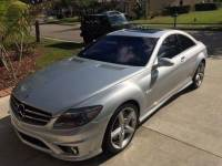 2008 Mercedes-Benz CL-Class CL 63 AMG 2dr Coupe