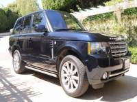 2012 Land Rover Range Rover 4x4 Supercharged 4dr SUV