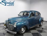 1941 Plymouth 2 Door Sedan $16,995