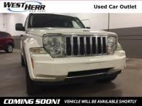 2008 Jeep Liberty Limited SUV